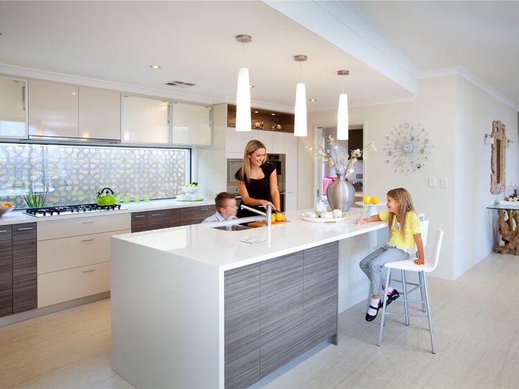 Illuminazione In Cucina Moderna.Illuminazione Cucina Moderna Giesse Impianti S N C